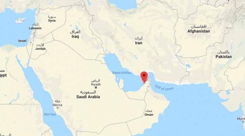 karta sveta dubai Karta svijeta Dubai   Dubai lokacija na karti svijeta (Ujedinjeni  karta sveta dubai